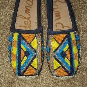 Sam Edelman Shoes - Sam Edelman  Colorful Beaded Espadrille